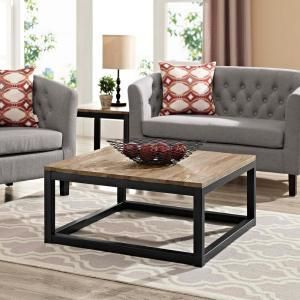 Attune Coffee Table in Brown 2774