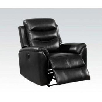 Ava Recliner Top Grain Leather chair # 59682