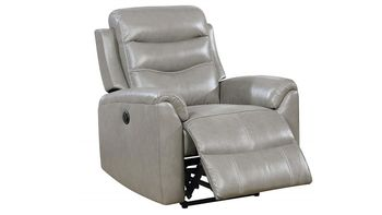 Ava Recliner Top Grain Leather chair # 59680