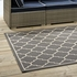 AVENA MOROCCAN QUATREFOIL TRELLIS 1137B-58 INDOOR AND OUTDOOR AREA RUG