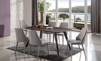 5PC Baur Modern Dining Collection
