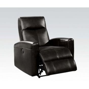 Blane Recliner Top Grain Leather chair # 59686