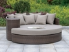 Calio CMOS1844 Daybed with ottoman