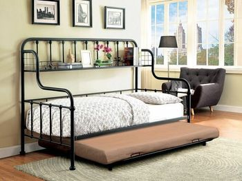 Carlow twin size daybed with trundle # CM1611