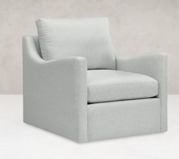 CHAIR Made in USA Living room # 30610SWIV