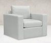 CHAIR Made in USA Living room # 30710SWIV