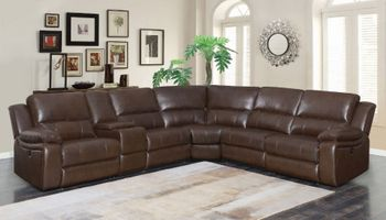 Channing 6-Piece Power Motion Sectional 650180