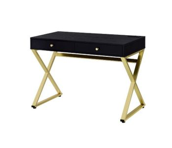 Coleen Writing Desk with USB Built in USB 93050