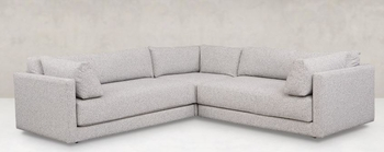 CORNER SECTIONAL Made in USA Living room # 87509
