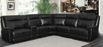 Cullin 6-Piece Modular Power Motion Sectional 603160