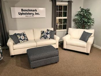 Custom Made in USA sofa model # 1004-30