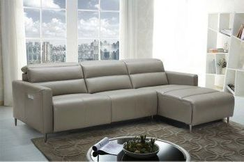 Dylan Premium Leather Sectional