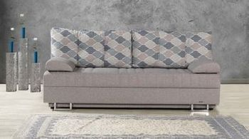 DYNASTY Queen Sofa Sleeper / Storage