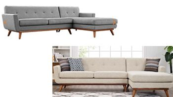 Engage Right-Facing Sectional Sofa 2119