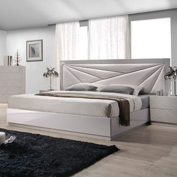 Florence Queen Bed