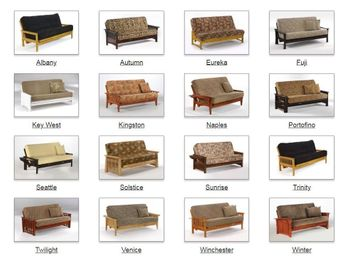 Futons & Futon Frames the stores collection