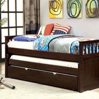 Gartel twin nesting size daybed with trundle # CM1610