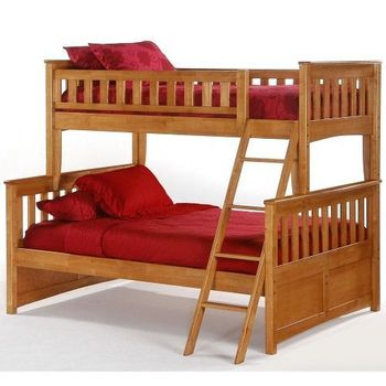 Ginger Twin/Full Bunk - 10 year warranty