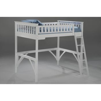 Ginger Twin Loft Bed - 10-year warranty