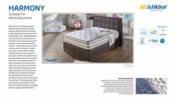 Harmony King Size Mattress