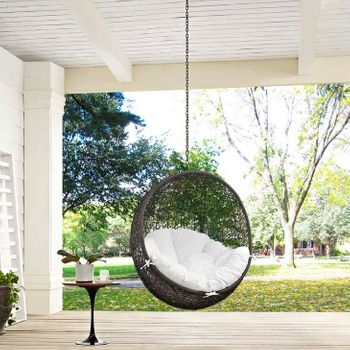 HIDE OUTDOOR PATIO 2654 SWING CHAIR WITHOUT STAND