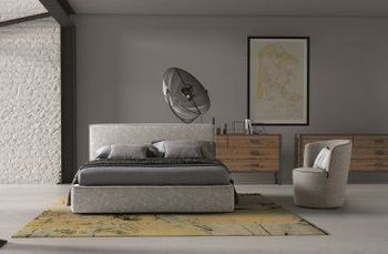 Ipanema Premium Queen Platform Storage Bed