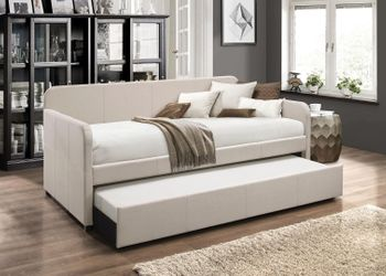 Jagger Fabric Day Bed with trundle # 39190