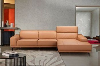 Lima Premium Leather Sectional