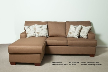 Made in USA Sofa model # 5900