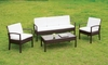 MAKENNA 4 PC. PATIO SEATING SET