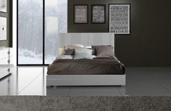 Mika Queen Platform Premium Bedroom