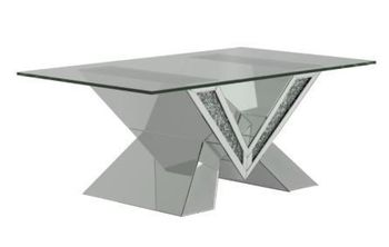 Mirrored Coffee Table  # 723448