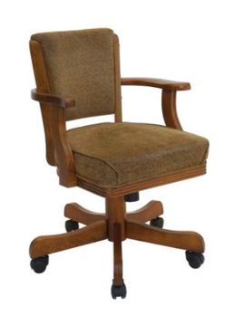 Mitchell 100952 Upholstered Arm Game Chair