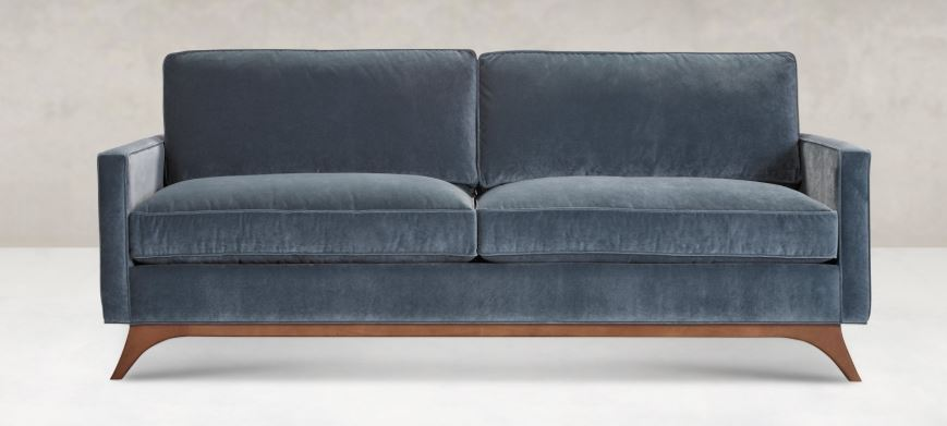 Modern Made In Usa Sofa 98730