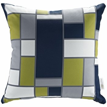 MODWAY OUTDOOR PATIO PILLOW IN RECTANGLE