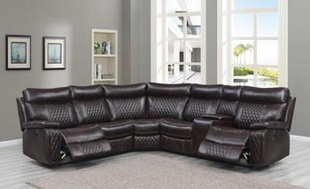 Power Motion Reclining Sectional UR7260