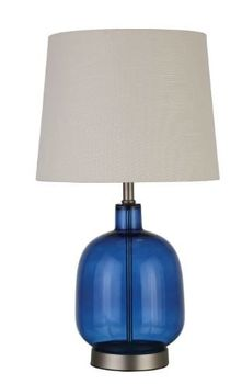 Empire Table Lamp Beige