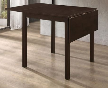 Floor Model Kelso Rectangular Dining Table With Drop Leaf Only