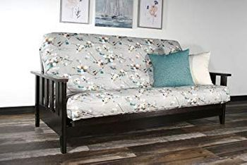 Full Size wall Hugger Canby Futon Frame / 5 Year Warranty