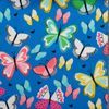 Brilliant Butterflies Queen futon cover