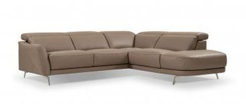 I730 Premium Leather Sectional