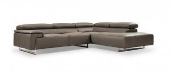 I794 Premium Leather Sectional