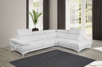Winner Premium Leather Sectional