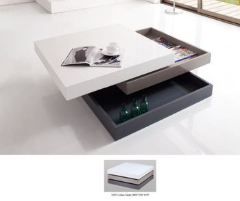 1001 Coffee Table with Storage