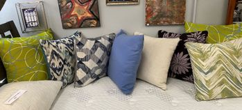 A Set of 2 Pillows from your choice (pair)