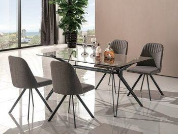 5PC Fresno Modern Dining Collection