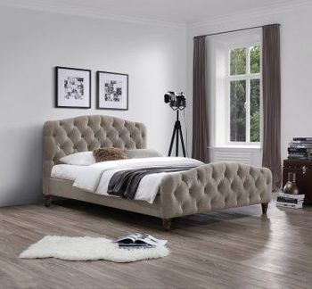 Sandra Queen Bed Platform Bed