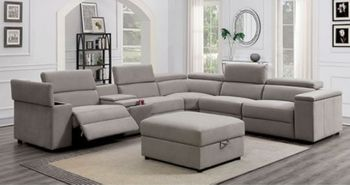 JOSEF SECTIONAL POWER RECLINER#  CM6645-SECT
