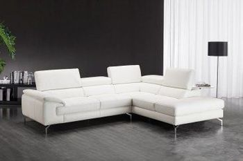 Nila Premium Leather Sectional