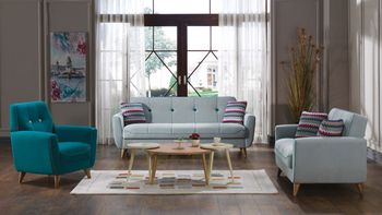 Nora Sofa Sleeper Storage
